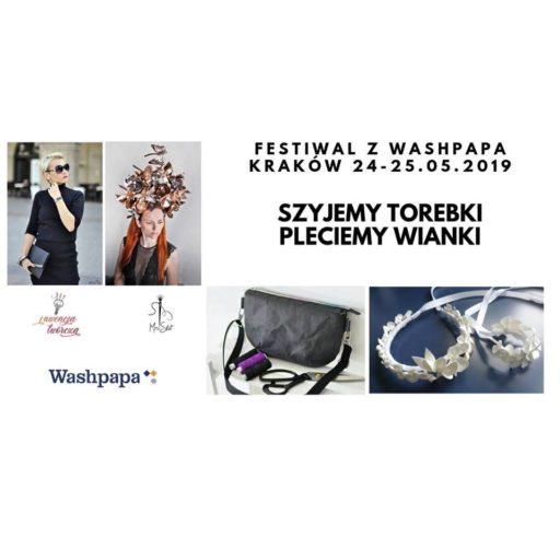Festiwal szycia z Washpapą